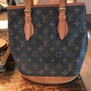 Authentic Bucket Bag